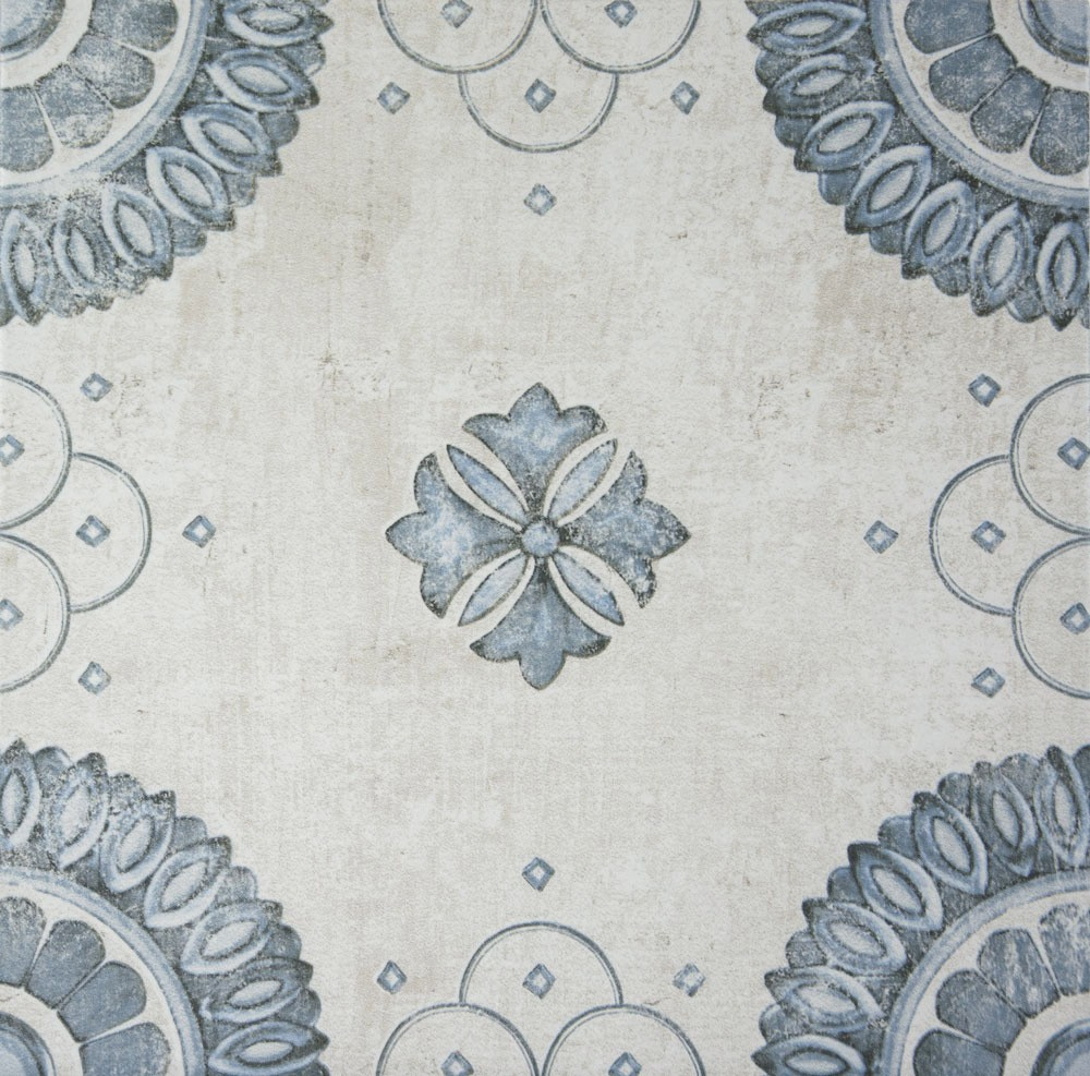 artisan patterned tiles