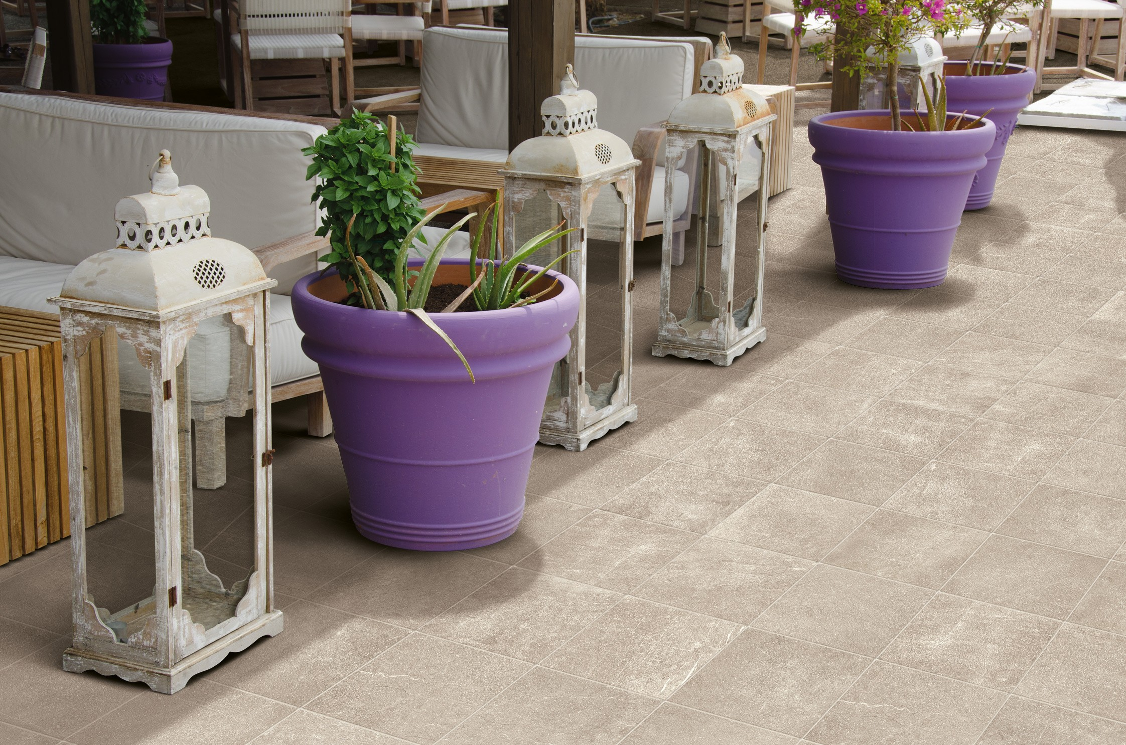 patio floor tiles