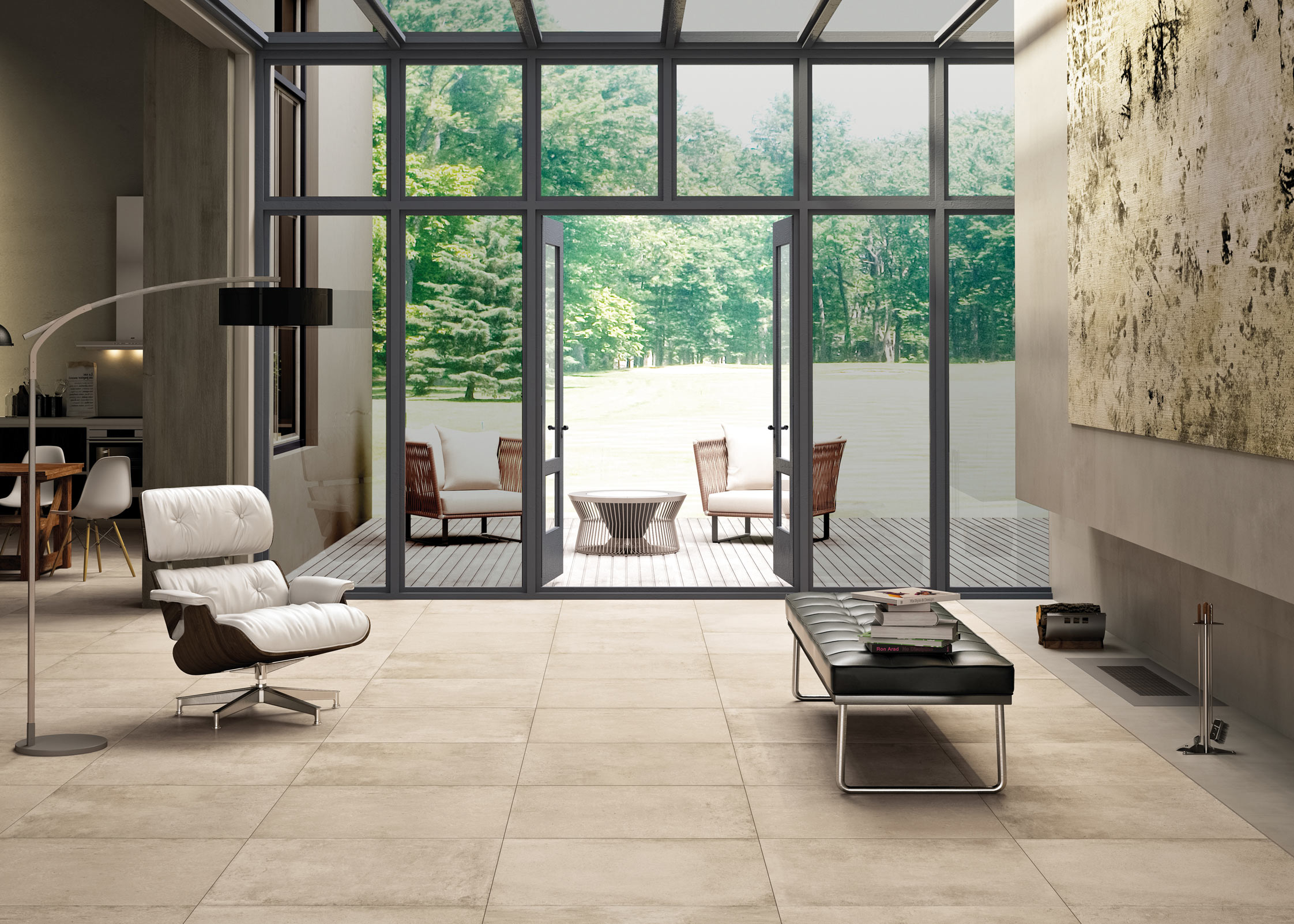 installing ceramic floor tile on concrete preferred home design
