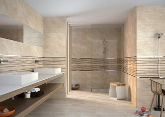 Large Bathroom Tiles On The Wall tileflair tile style blog - get hints and tips from the tile experts