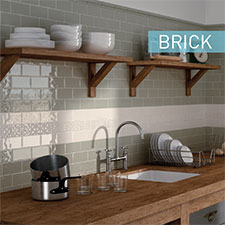 Modern Country Kitchen Tiles