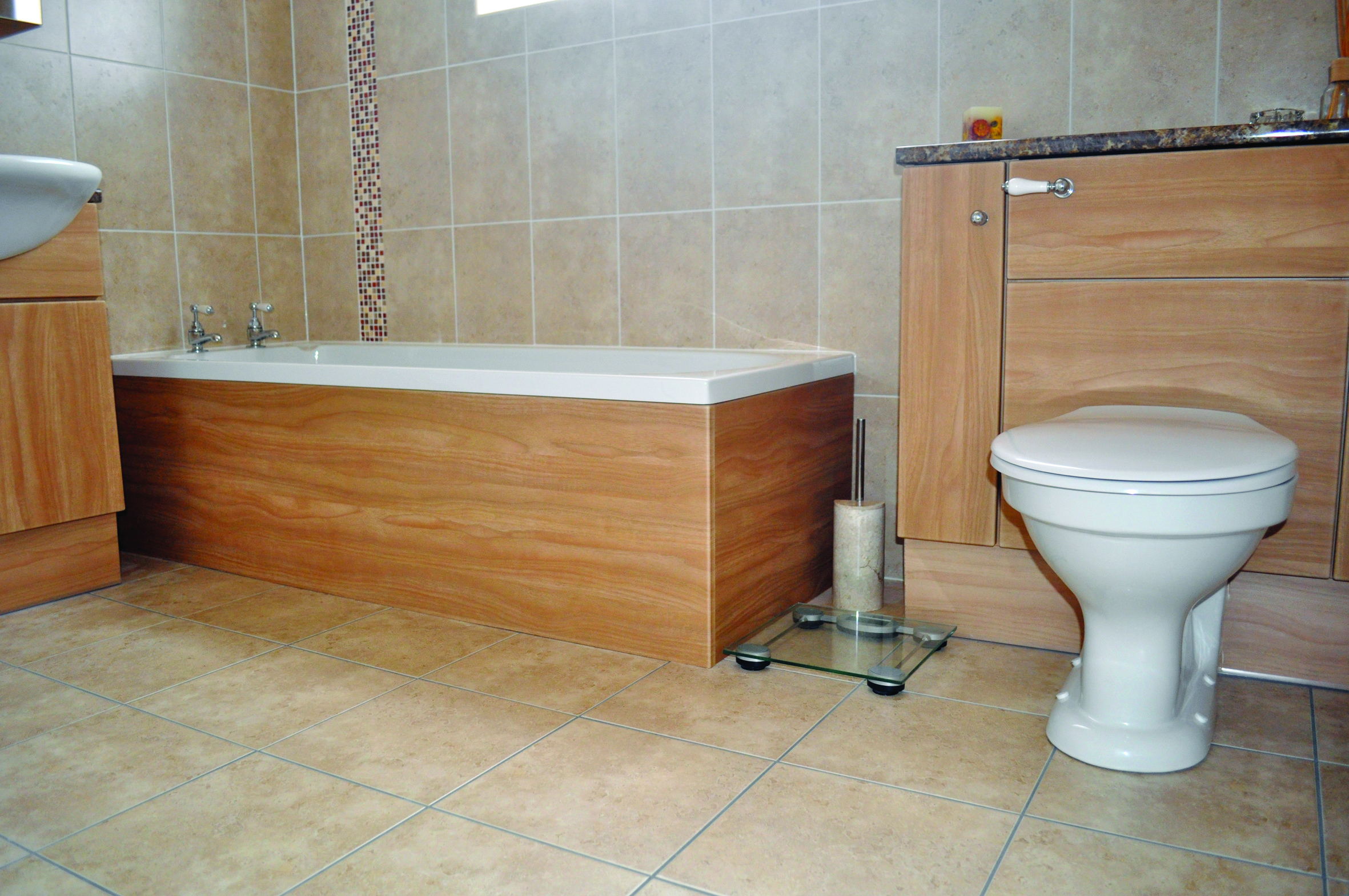 The Classic Bathroom Tile Design Clasico And Quantocks