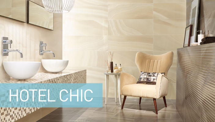 hotel chic tiles
