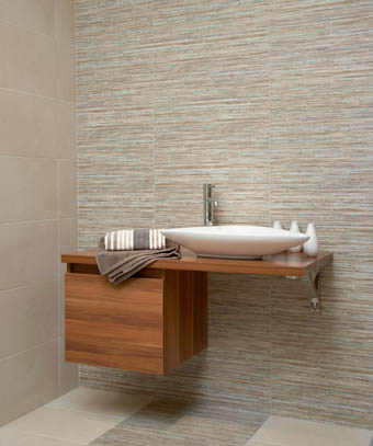 coast wall & floor tiles and linear wall & floor tiles combination