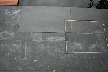 LTP patio stain removal floor tiles