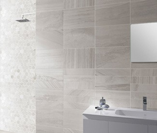 terre minimal tile interior design