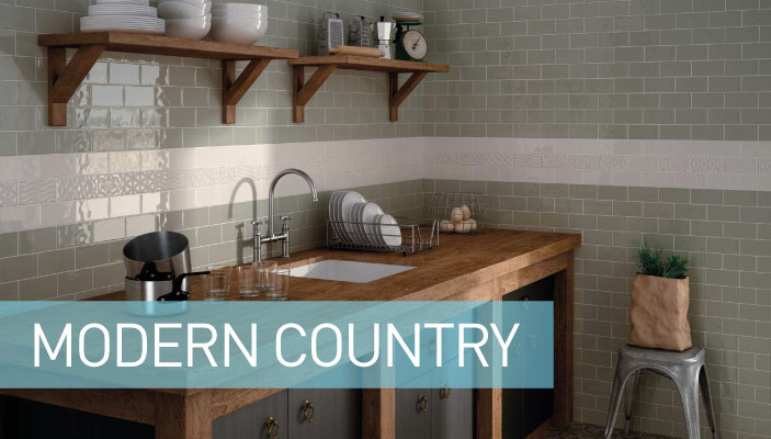 Modern Country Kitchen Images modern country kitchen tiles