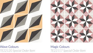 special order patchwork and pattern tiles