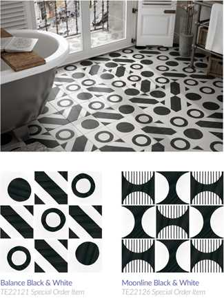 Great Tileflair Patchwork And Patterned Tiles