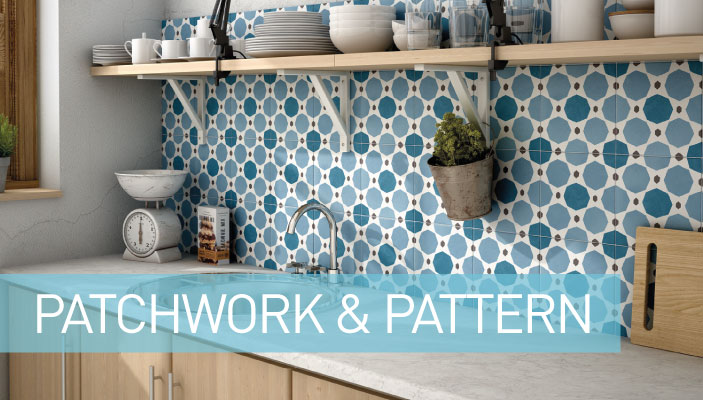 Moroccan Bathroom Tiles Uk patchwork and patterned tiles