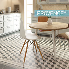 modern country kitchens patchwork and pattern tiles
