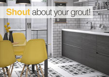 shout about your grout