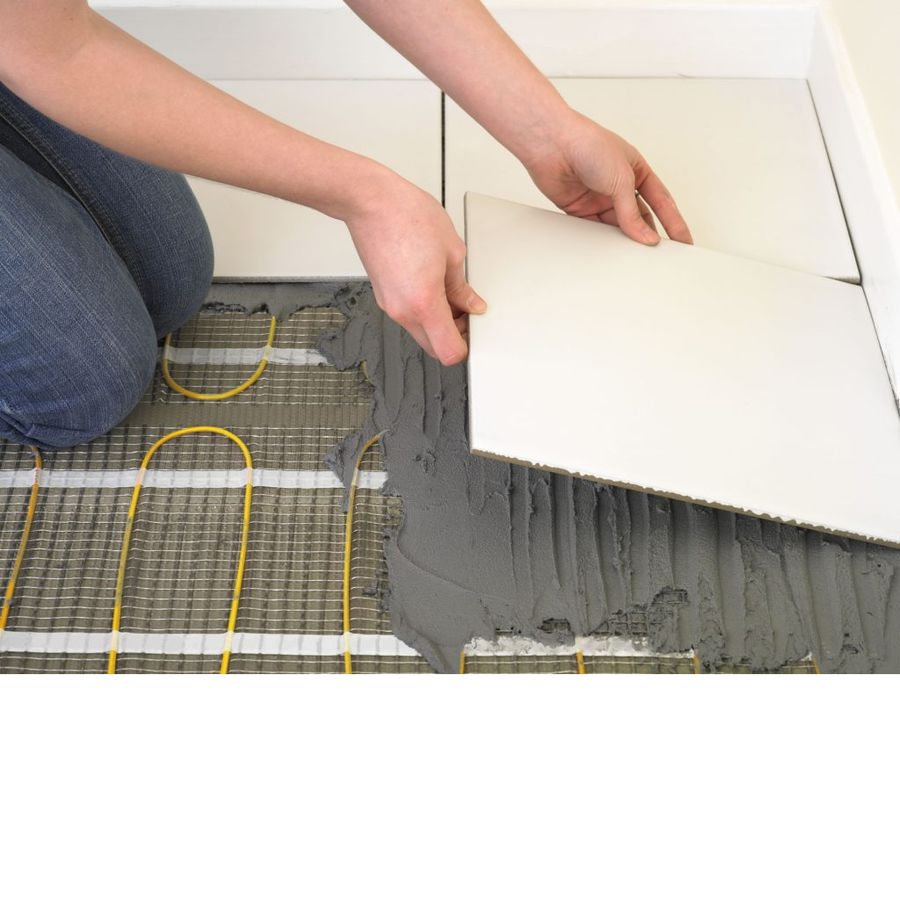 2.5m2 Amber Underfloor Heating, Concrete Floor (375W)