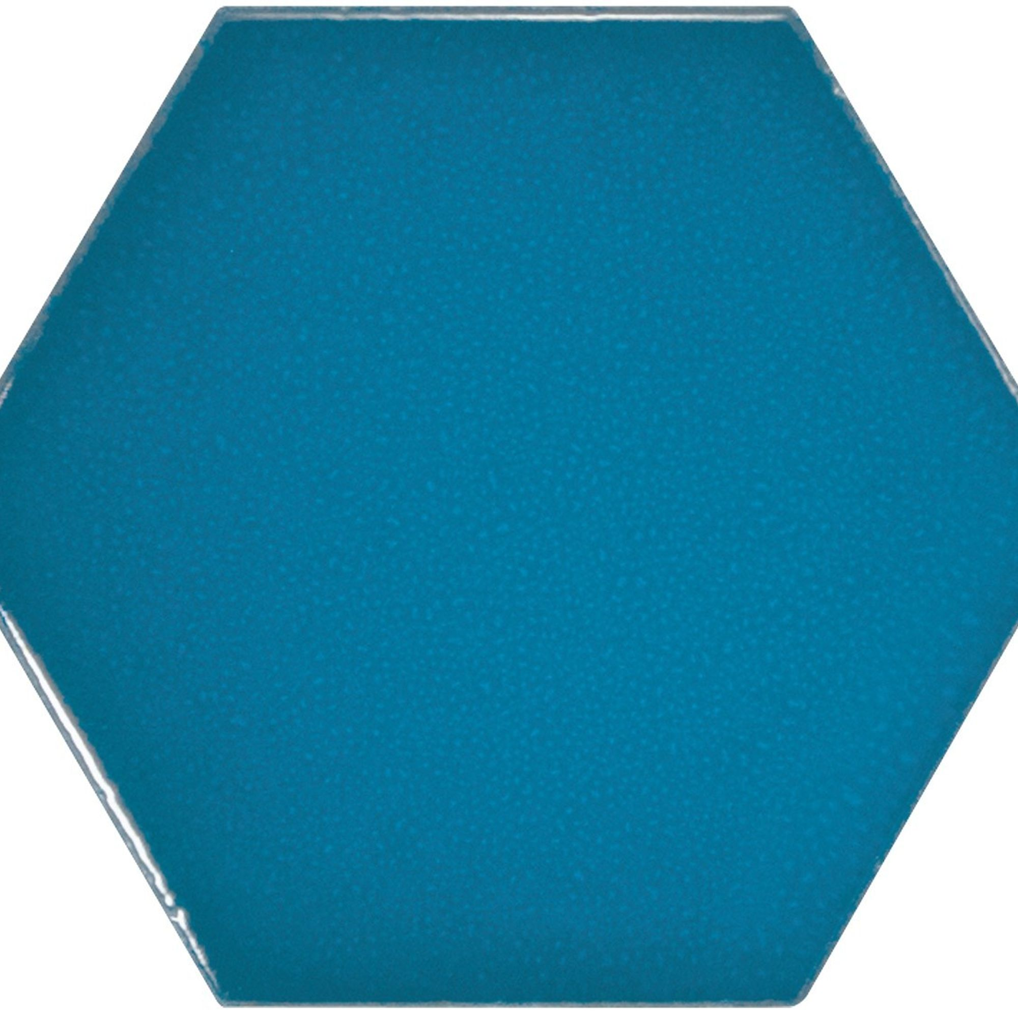 Hexagono Blue Gloss